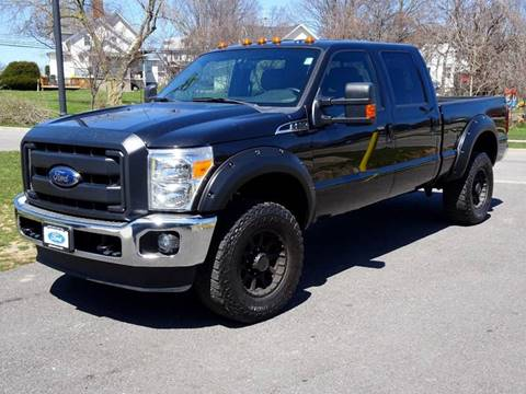 2012 Ford F-350 Super Duty for sale at Great Lakes Classic Cars in Hilton NY