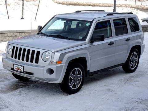 2009 Jeep Patriot for sale at Great Lakes Classic Cars in Hilton NY