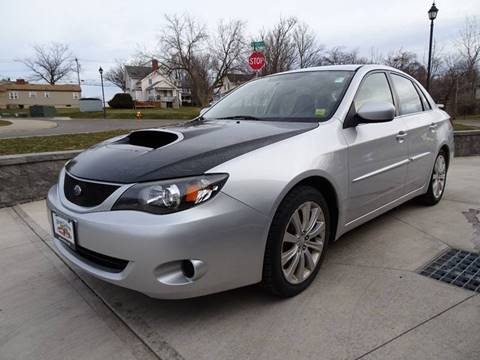 2008 Subaru Impreza for sale at Great Lakes Classic Cars in Hilton NY