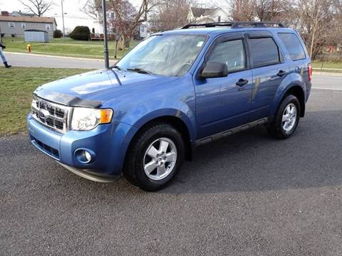 2009 Ford Escape for sale at Great Lakes Classic Cars & Detail Shop in Hilton NY