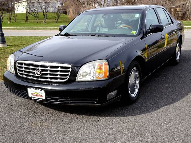 2002 Cadillac DeVille for sale at Great Lakes Classic Cars in Hilton NY