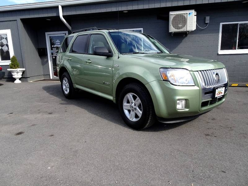 2009 Mercury Mariner Hybrid for sale at Great Lakes Classic Cars & Detail Shop in Hilton NY
