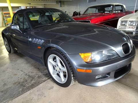 1999 BMW Z3 for sale at Great Lakes Classic Cars in Hilton NY