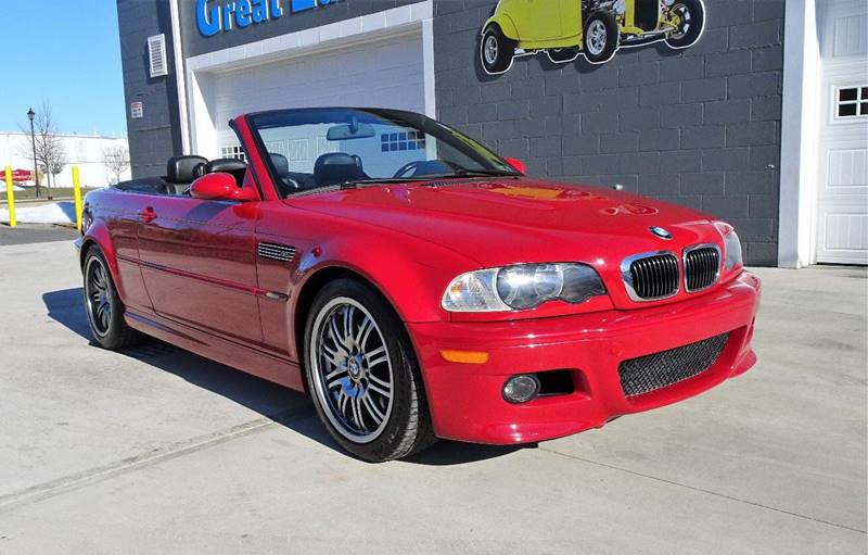 2002 BMW M3 for sale at Great Lakes Classic Cars & Detail Shop in Hilton NY
