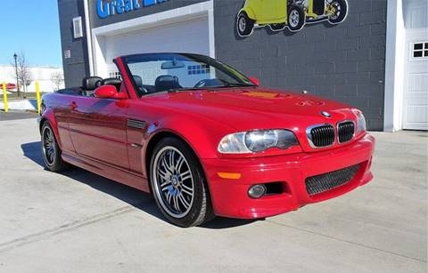 2002 BMW M3 for sale at Great Lakes Classic Cars in Hilton NY