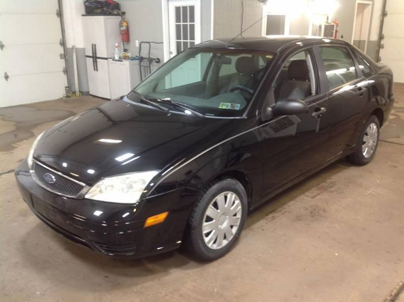 2005 Ford Focus for sale at Great Lakes Classic Cars & Detail Shop in Hilton NY