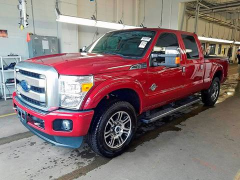 2014 Ford F-250 Super Duty for sale at Great Lakes Classic Cars in Hilton NY