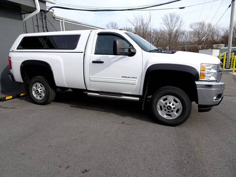 2013 Chevrolet Silverado 2500HD for sale at Great Lakes Classic Cars & Detail Shop in Hilton NY