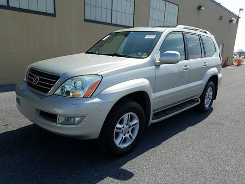2003 Lexus GX 470 for sale at Great Lakes Classic Cars & Detail Shop in Hilton NY