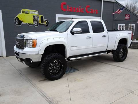 2011 GMC Sierra 2500HD for sale at Great Lakes Classic Cars & Detail Shop in Hilton NY