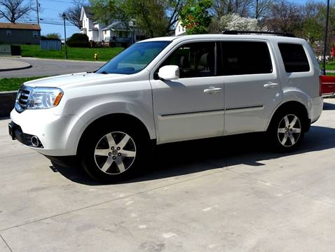 2014 Honda Pilot for sale at Great Lakes Classic Cars & Detail Shop in Hilton NY