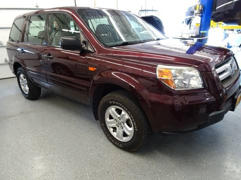 2007 Honda Pilot for sale at Great Lakes Classic Cars & Detail Shop in Hilton NY