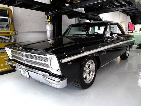 1965 Plymouth Belvedere for sale at Great Lakes Classic Cars & Detail Shop in Hilton NY