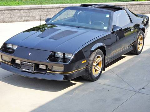 1986 Chevrolet Camaro for sale at Great Lakes Classic Cars in Hilton NY
