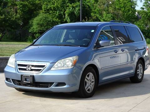 2006 Honda Odyssey for sale at Great Lakes Classic Cars & Detail Shop in Hilton NY