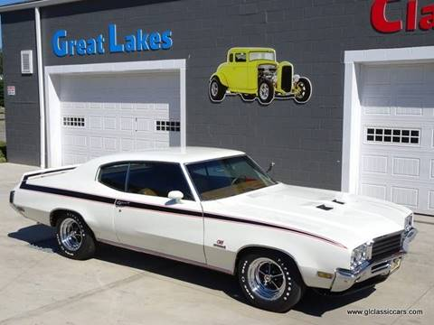 1971 Buick Gran Sport for sale at Great Lakes Classic Cars & Detail Shop in Hilton NY