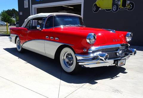 1956 Buick 60 Special for sale at Great Lakes Classic Cars & Detail Shop in Hilton NY