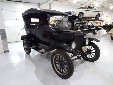 1925 Ford Model T for sale at Great Lakes Classic Cars in Hilton NY