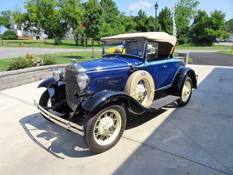 1931 Ford Model A for sale at Great Lakes Classic Cars in Hilton NY
