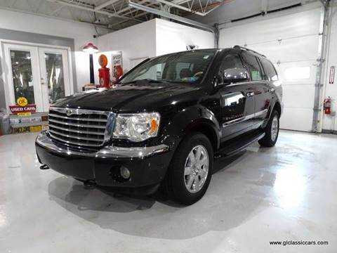 2008 Chrysler Aspen for sale at Great Lakes Classic Cars & Detail Shop in Hilton NY