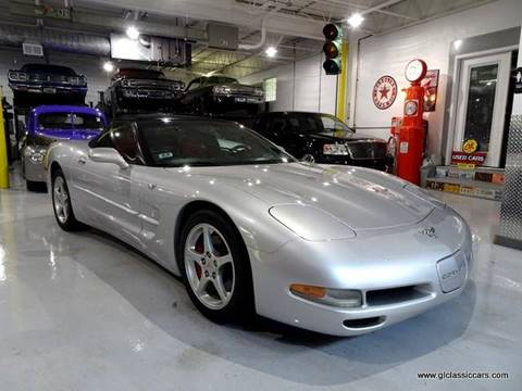 2003 Chevrolet Corvette for sale at Great Lakes Classic Cars in Hilton NY