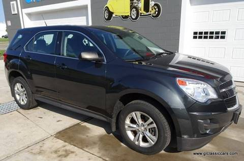 2012 Chevrolet Equinox for sale at Great Lakes Classic Cars in Hilton NY