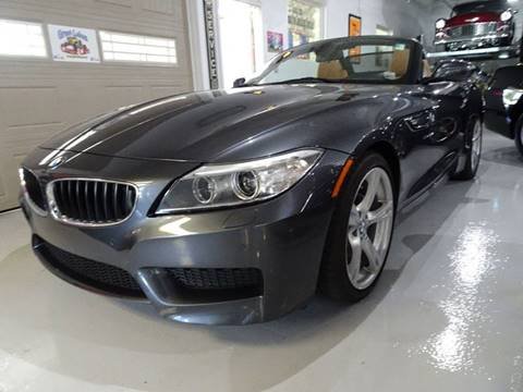2015 BMW Z4 for sale at Great Lakes Classic Cars in Hilton NY