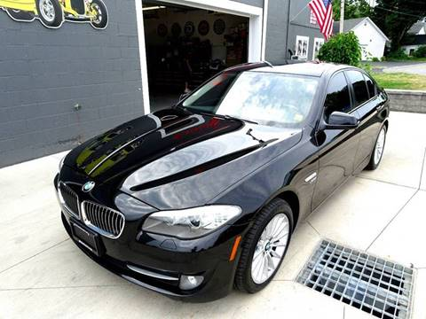 2011 BMW 5 Series for sale at Great Lakes Classic Cars & Detail Shop in Hilton NY