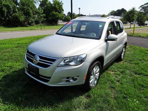 2009 Volkswagen Tiguan for sale at Great Lakes Classic Cars in Hilton NY