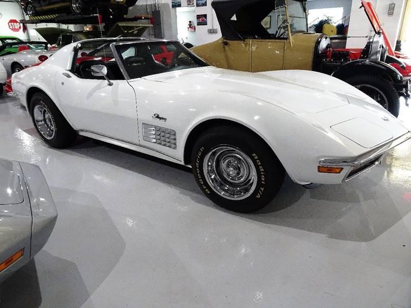 1972 Chevrolet Corvette Stingray Coupe In Hilton Ny Great Lakes