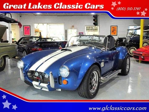 1967 Shelby Cobra for sale at Great Lakes Classic Cars in Hilton NY
