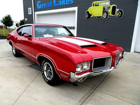 1971 Oldsmobile 442 for sale at Great Lakes Classic Cars in Hilton NY