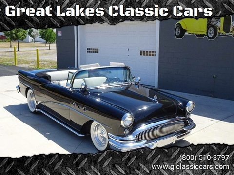 1955 Buick Special for sale at Great Lakes Classic Cars in Hilton NY