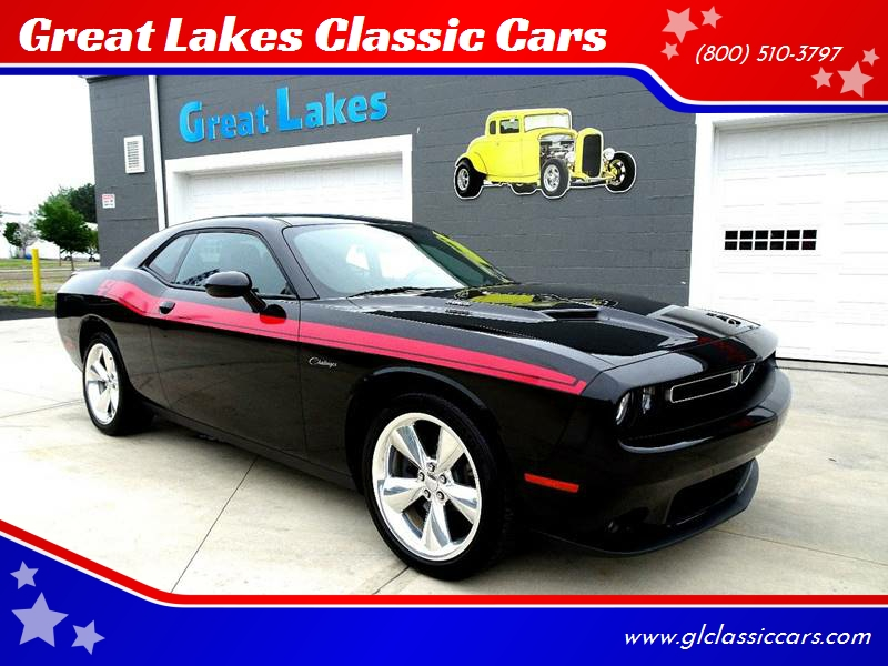 2016 Dodge Challenger for sale at Great Lakes Classic Cars & Detail Shop in Hilton NY