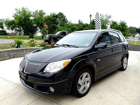 2006 Pontiac Vibe for sale at Great Lakes Classic Cars & Detail Shop in Hilton NY