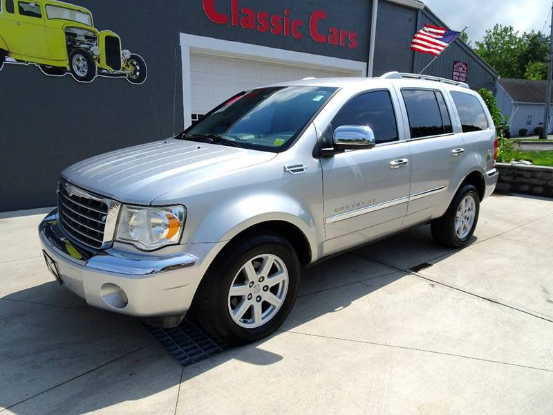 2007 Chrysler Aspen for sale at Great Lakes Classic Cars & Detail Shop in Hilton NY