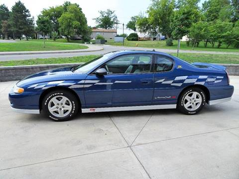 2003 Chevrolet Monte Carlo for sale at Great Lakes Classic Cars in Hilton NY