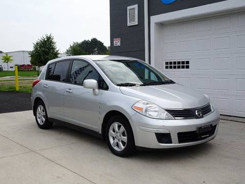 2007 Nissan Versa for sale at Great Lakes Classic Cars & Detail Shop in Hilton NY