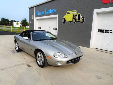 1999 Jaguar XK-Series for sale at Great Lakes Classic Cars in Hilton NY