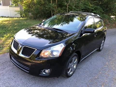2009 Pontiac Vibe for sale at Great Lakes Classic Cars & Detail Shop in Hilton NY