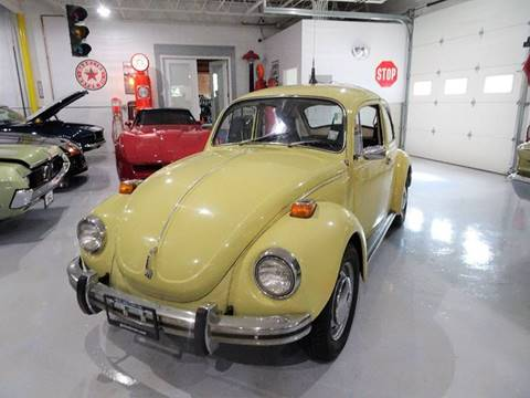 1971 Volkswagen Beetle for sale at Great Lakes Classic Cars in Hilton NY