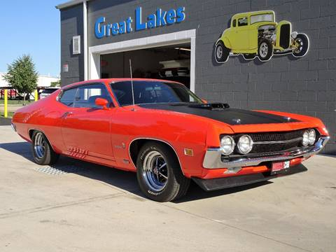 1970 Ford Torino for sale at Great Lakes Classic Cars in Hilton NY