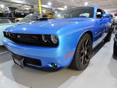 2016 Dodge Challenger for sale at Great Lakes Classic Cars in Hilton NY