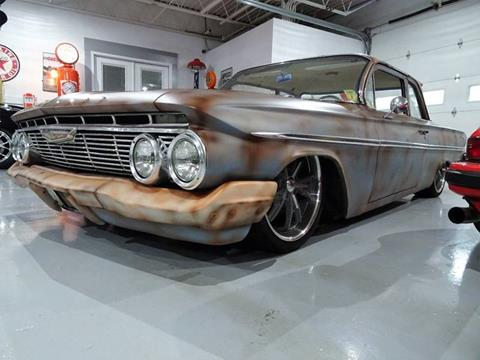 1961 Chevrolet Bel Air for sale in Hilton, NY