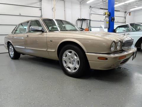 2001 Jaguar XJ-Series for sale at Great Lakes Classic Cars in Hilton NY