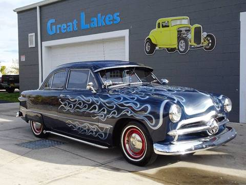 1949 Ford Deluxe for sale at Great Lakes Classic Cars in Hilton NY