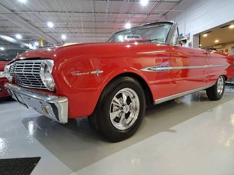 1963 Ford Falcon for sale at Great Lakes Classic Cars in Hilton NY