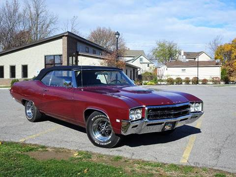 1969 Buick Gran Sport for sale at Great Lakes Classic Cars in Hilton NY