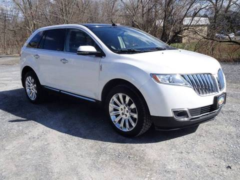 2015 Lincoln MKX for sale at Great Lakes Classic Cars in Hilton NY