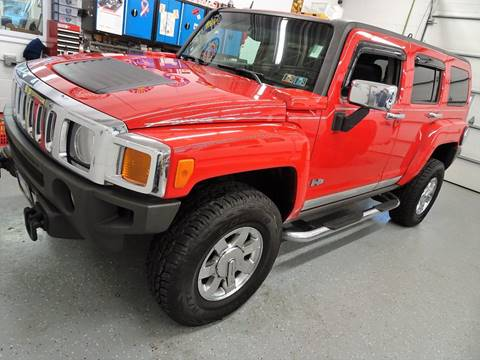 2006 HUMMER H3 for sale at Great Lakes Classic Cars in Hilton NY